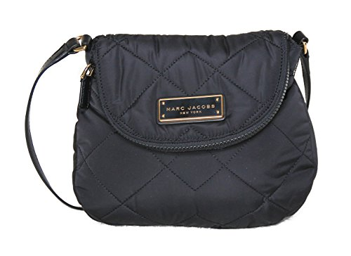 Marc by Marc Jacobs Mini Natasha Quilted Nylon Crossbody Handbag