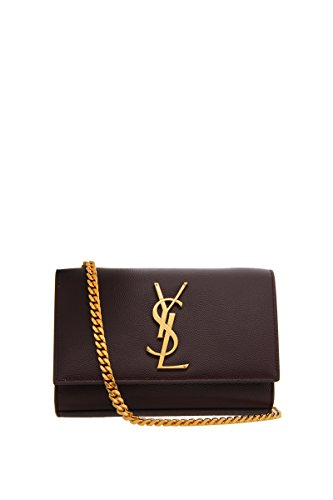 YSL Saint Laurent Monogramme Small Bag in Grain De Poudre Leather