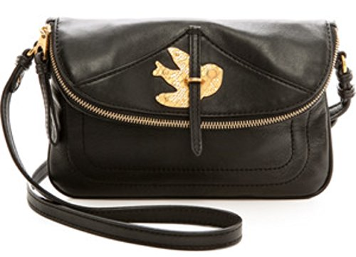 Marc by Marc Jacobs Petal To The Percy Leather Crossbody