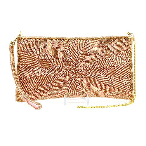 Mary Frances Bursting With Joy Embellished Handbag