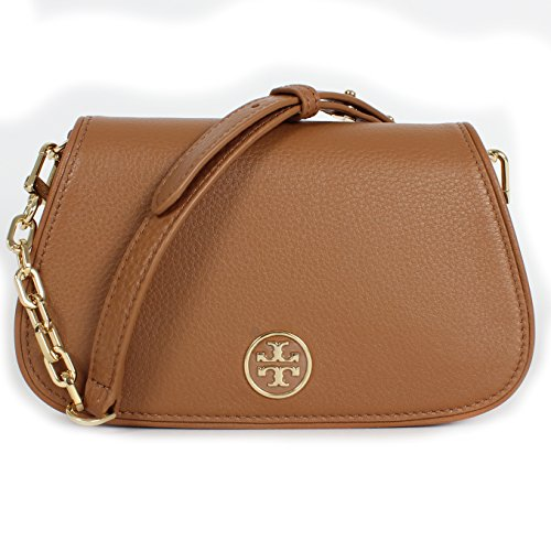 Tory Burch Landon Mini Bag, Bark