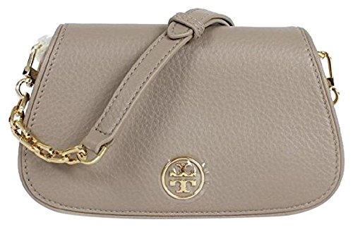 Tory Burch Landon MINI Bag, French Grey