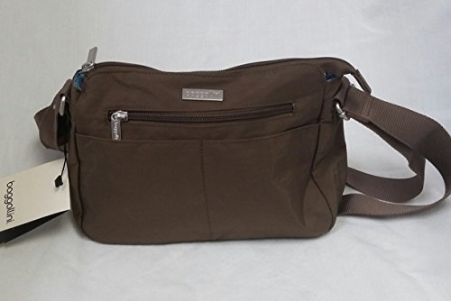 Baggallini Provence Crossbody, Brown