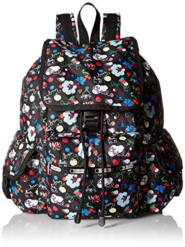 LeSportsac Voyager Back pack, School's Out, One Size