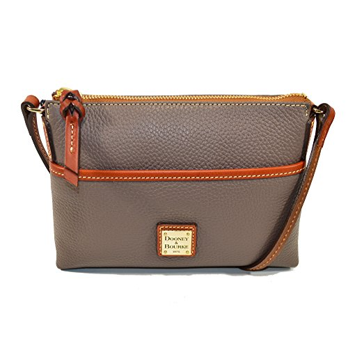Dooney & Bourke Ginger Pouchette Crossbody Elephant