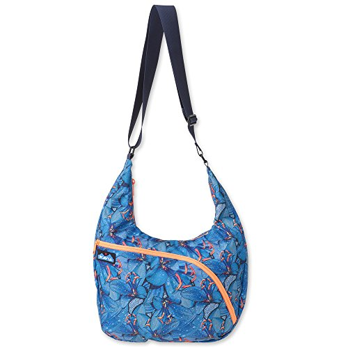 Kavu Singapore Satchel Bag Electric Lily