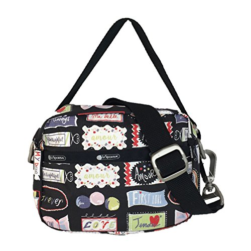 LeSportsac Essential Cafe Convertible Mini Crossbody, Sweet Talk