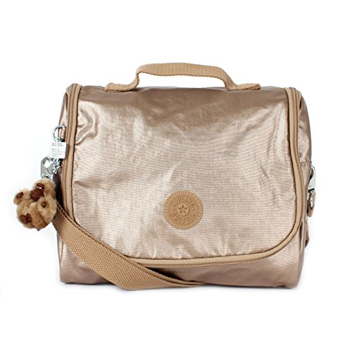 Kipling Kichirou GM Lunchbag Cross Body (Golden Rod Metallic)