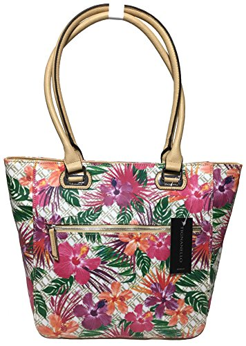Tignanello Perfect Pockets Medium Tote, Tropic Natural, T67027