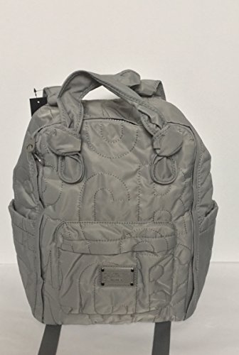 MARC BY MARC JACOBS Pretty Nylon Knapsack Backpack – Grey