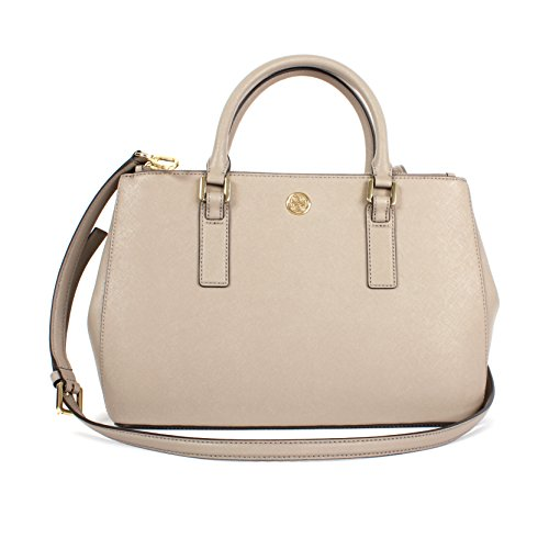 Tory Burch Robinson Mini EW tote French Grey (36881)