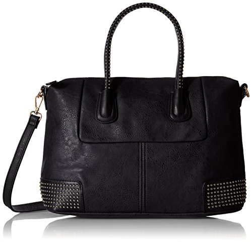 MG Collection Studded Tote Bag