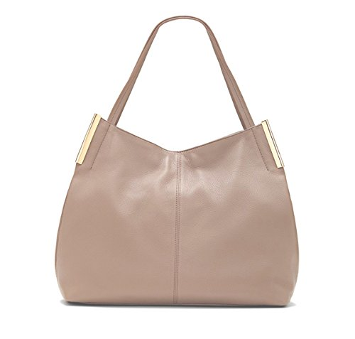 Vince Camuto Tina Tote Almond Beige (VC-TINA-TO) Leather