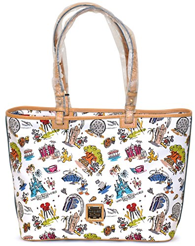Disney Disneyana Large Tote by Dooney & Bourke – Walt Disney World