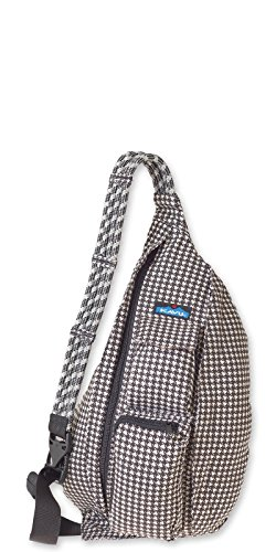 Kavu Rope Bag Houndstooth