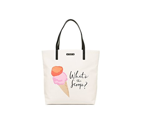 Kate Spade Ice Cream What's the Scoop Tote Bag Flavor of the Month Multi