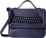 BCBGeneration Milo The Icon Chain Eclipse Blue Crossbody Messenger Bag