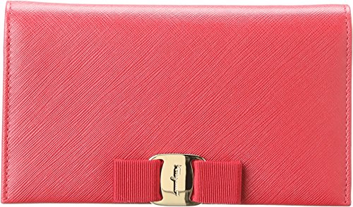 Ferragamo Calfskin Leather Mini Bag – Red