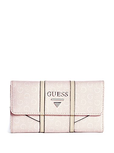 GUESS Factory Women's Nichols Logo Slim Wallet