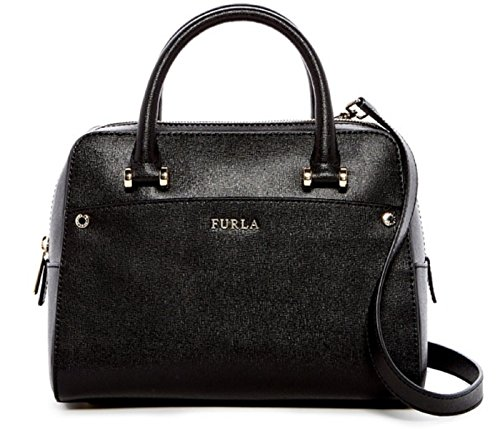 Furla Margot Leather Satchel