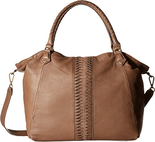 Liebeskind Anessa Leather Lasercut Satchel