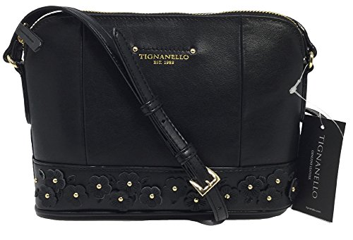 Tignanello Garden Party Cross Body, Black