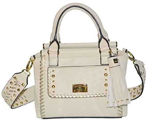 Steve Madden Blennon Mini Crossbody Satchel Bag Purse