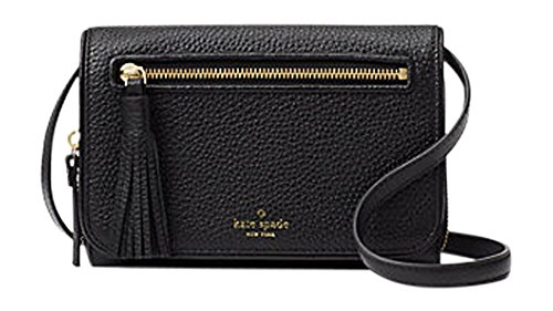 Kate Spade New York Chester Street Avie Crossbody Handbag Black