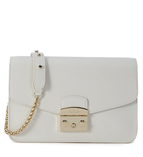 Furla Metropolis S Shoulder Bag Petal