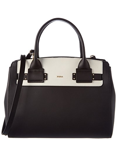 Furla Lucky Medium Leather Tote