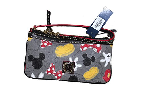 Dooney & Bourke Best of Mickey Mouse Wristlet
