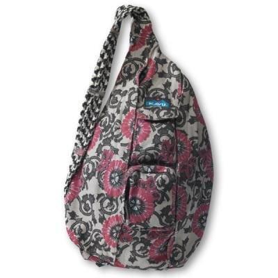 Kavu Rope Bag – Antique Blossom