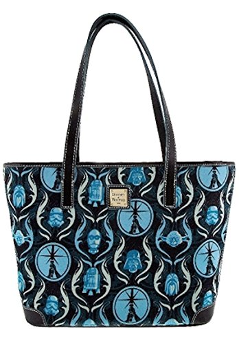 Disney Star Wars Cruise Line Shopper Tote Bag Purse Dooney & Bourke