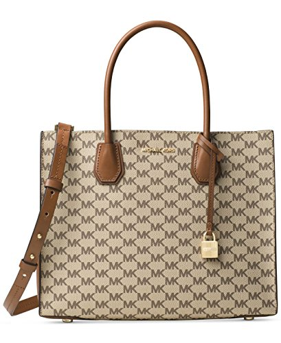 MICHAEL Michael Kors KORS STUDIO Mercer Large Convertible Tote Natural