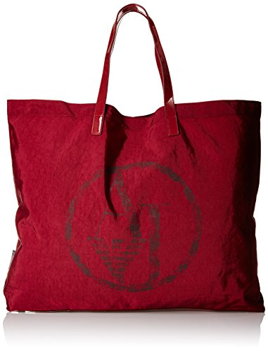 Armani Jeans the Lyda Packable Tote, Bordeaux