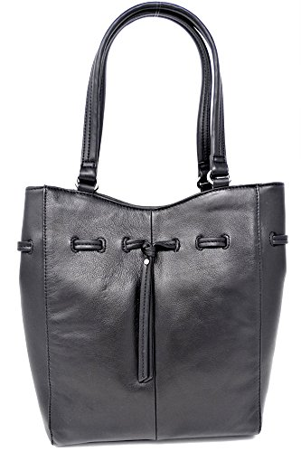 Tignanello Jane St. Shopper, Black, T56005