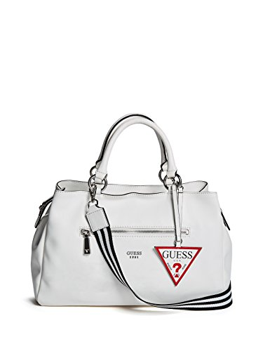 GUESS Factory Women's Song Strings Large Satchel