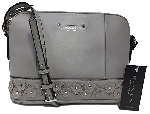 Tignanello Garden Party Cross Body, Frost