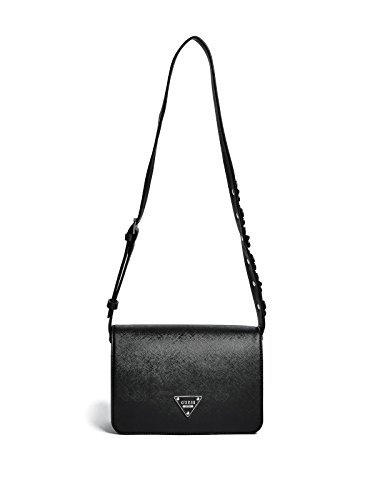 GUESS Factory Women's Aventure Flap Crossbody