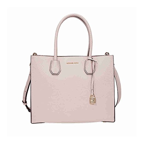 MICHAEL Michael Kors Women's Mercer Tote, Soft Pink, One Size