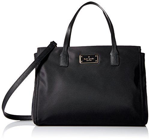 Kate Spade Small Loden Crossbody – Black