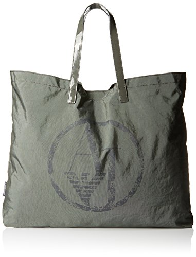 Armani Jeans the Lyda Packable Tote, Green Urban Chic
