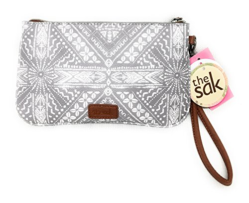 The Sak Pacifica Charging Wristlet, with Power Bank