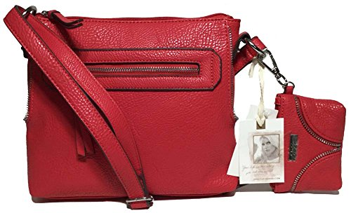Jessica Simpson Marley Cross Body, Poppy