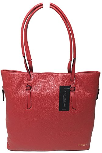 Tignanello In Knots Tote, Rouge, T56705