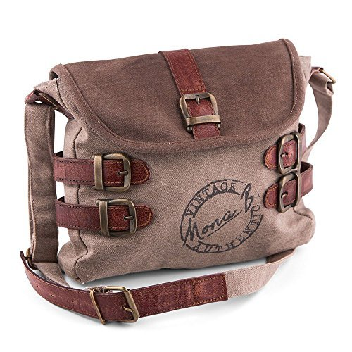 Mona B Buckled Up Bag M-3505