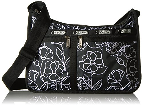 LeSportsac Classic Deluxe Everyday Bag, Efflorescent