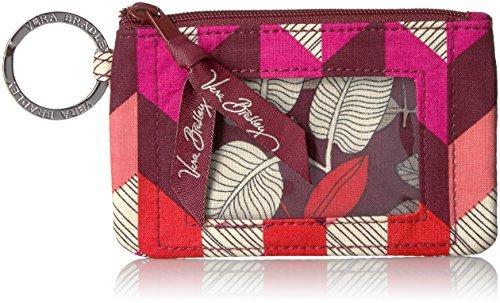 Vera Bradley womens Zip Id Case, Bohemian Blooms, One size