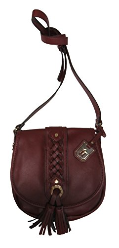 Tig II by Tignanello Nicole Crossbody Spiced Wine