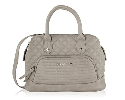 Steve Madden Blorraine Satchel Shoulder Handbag – Grey
